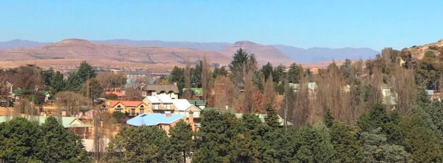 Clarens - the jewel of the eastern Free State