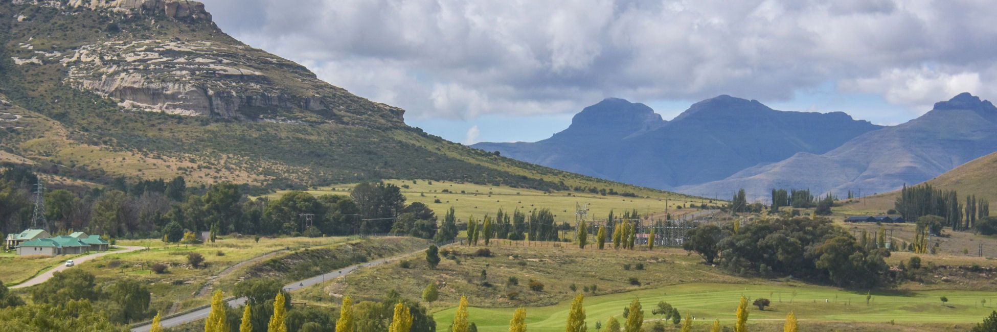 Clarens Retreat - Nestled in-between the beautiful Rooiberge